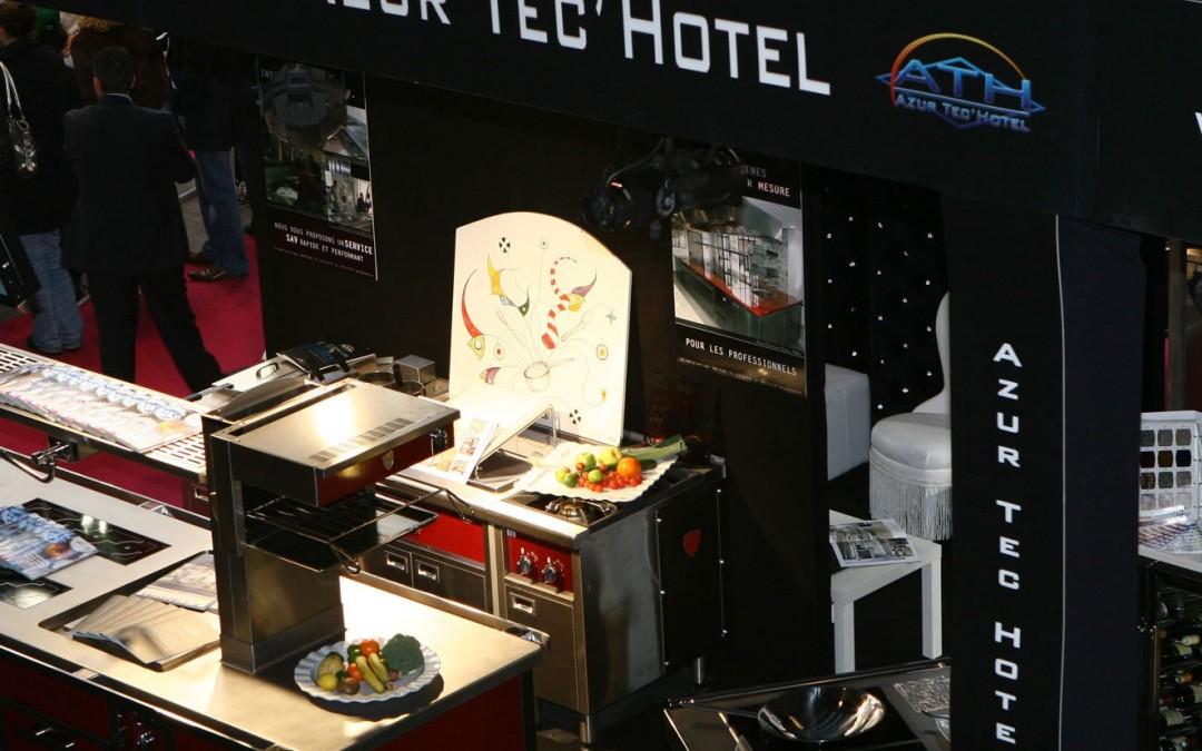 Historique et présentation d'Azur Tec' Hotel